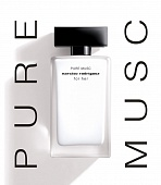 NARCISO RODRIGUEZ PURE MUSC edp (w) Женская Парфюмерная Вода